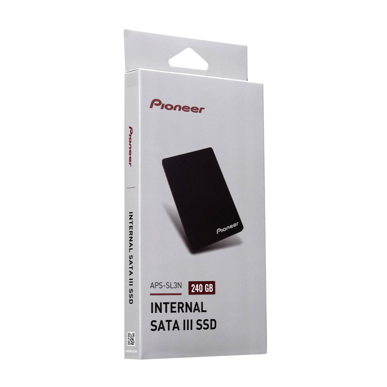 Pioneer APS-SL3N-240 240GB TLC SATA3 2.5 7mm SSD (Solid State Disk)