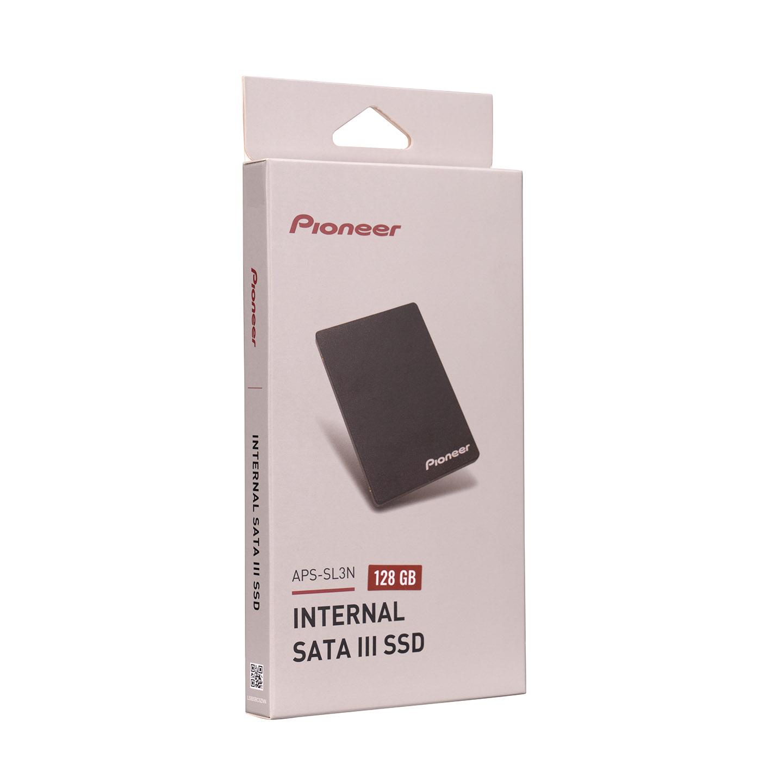 Pioneer APS-SL3N-128 128GB TLC SATA3 2.5 7mm SSD (Solid State Disk)