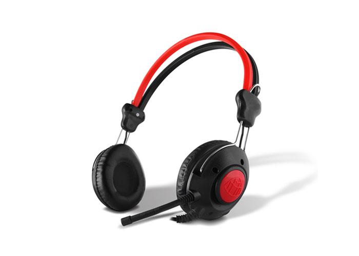 Asonic AK-55 Siyah Mikrofonlu Kulaklık