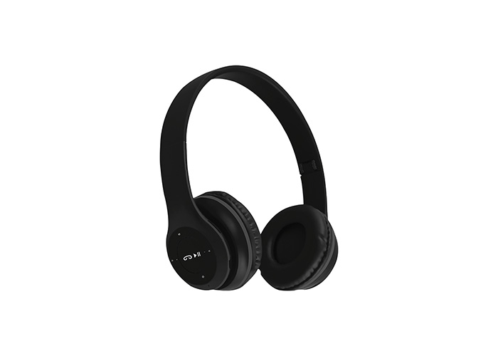 Asonic AS-K02 Siyah TF Kart Özellikli Bluetooth Kulaklık