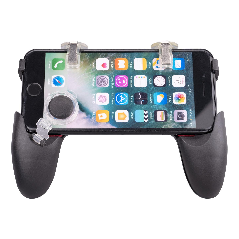 Asonic AS-PG51 Telefon uyumlu Tetikli 5 in 1 Joystickli Gamepad