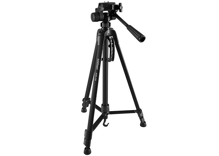 Addison ATR-119 55 - 139cm Black Tripod with Carrying Case