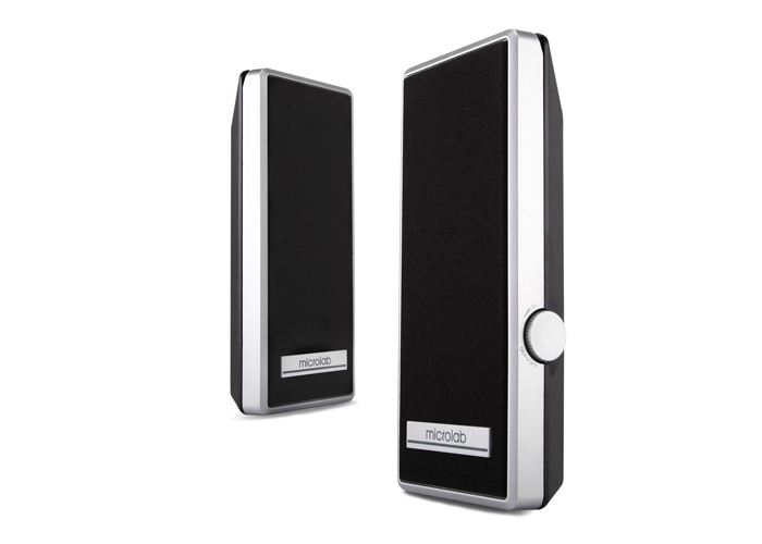 Microlab B-55 2.0 Speaker