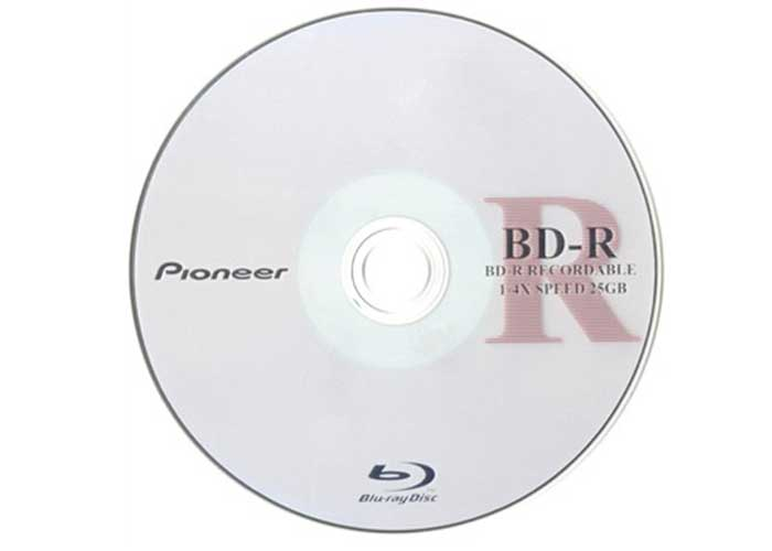 Pioneer BDR-MEDIA-XBDL BD-R Recordable Disc