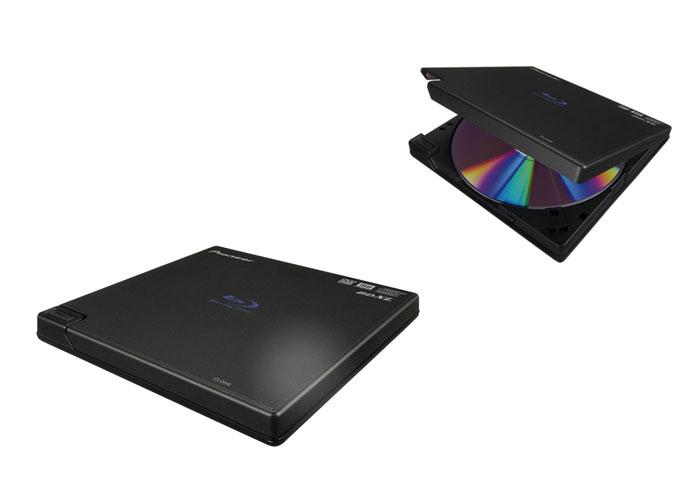 Pioneer BDR-XD05T 6x Blu-Ray İnce Harici Optik Yazıcı