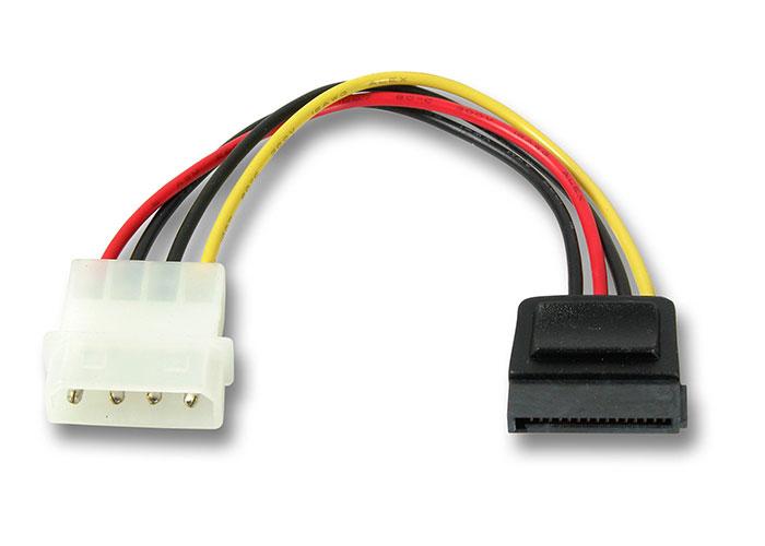 Belkin BLK-F2N513cp Sata Power Dönüştürücü Kablo