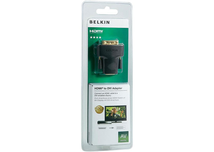 Belkin BLK-F3Y038bf HDMI/DVI Çevirici Adaptör