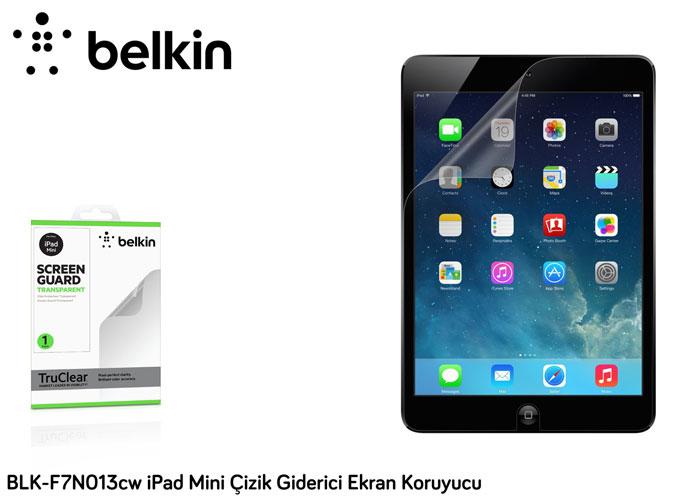 Belkin BLK-F7N013cw iPad Mini Çizik Giderici Ekran Koruyucu
