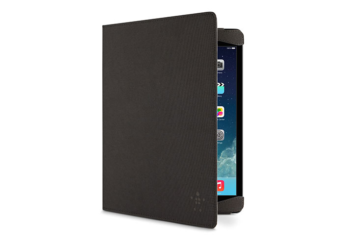 Belkin BLK-F7N053B2C00 Klasik Strap Cover iPad Air Siyah Tablet Pc Kılıfı