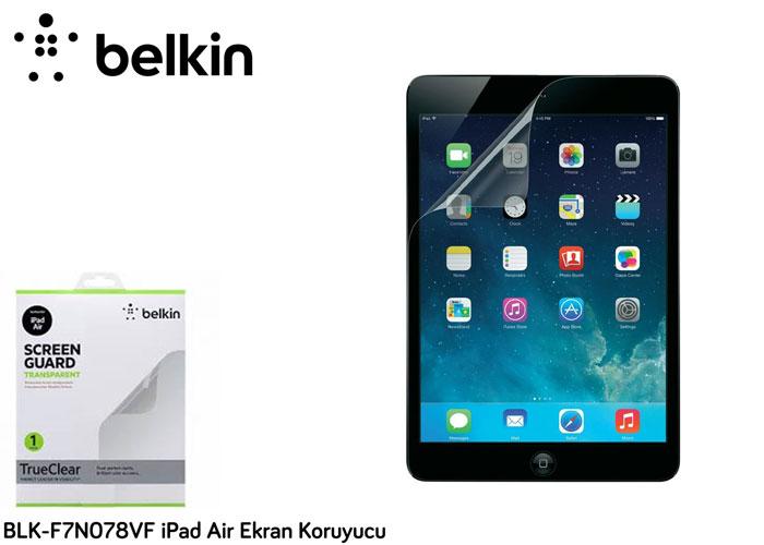 Belkin BLK-F7N078VF iPad Air Ekran Koruyucu