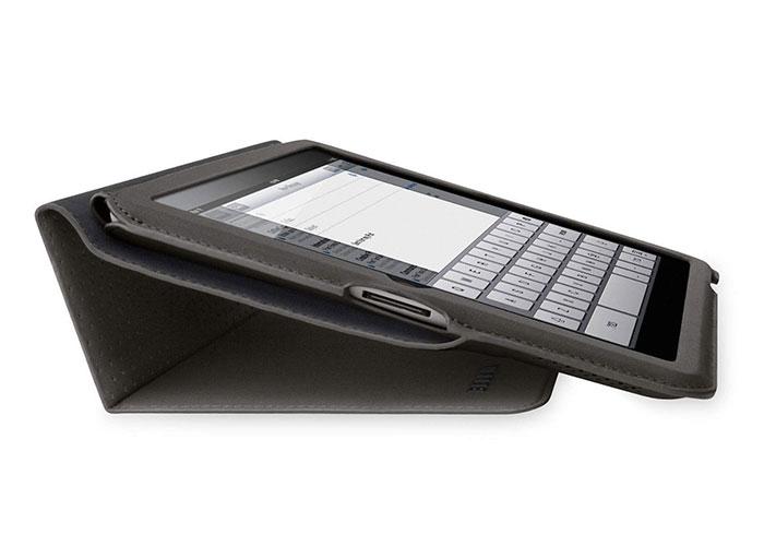 Belkin BLK-F8N605CWC00 iPad-2 Ultra İnce Siyah Tablet Pc Kılıfı