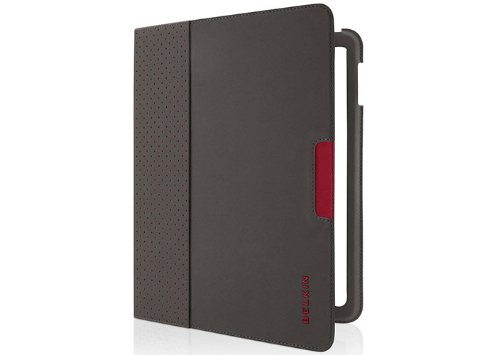 Belkin BLK-F8N612ebC01 iPad2G Red Stand / Case Protector