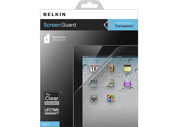 Belkin BLK-F8N616CW iPad2G Ekran Koruyucu