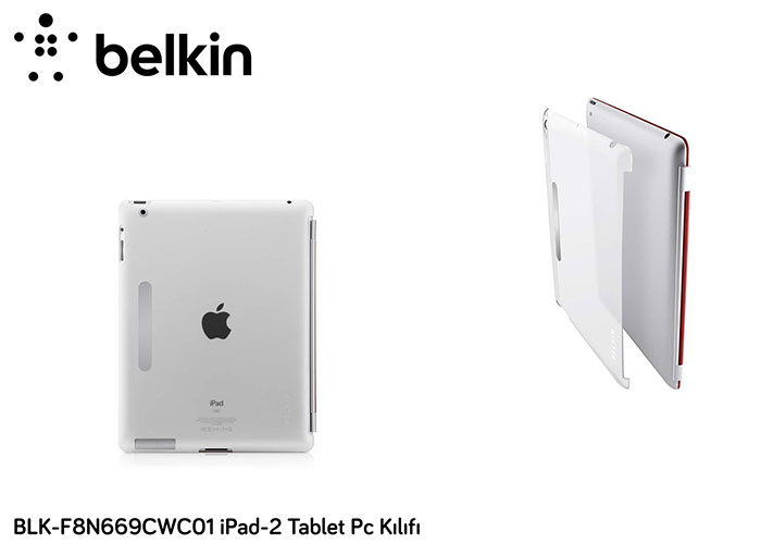 Belkin BLK-F8N669CWC01 iPad-2 Tablet Pc Kılıfı