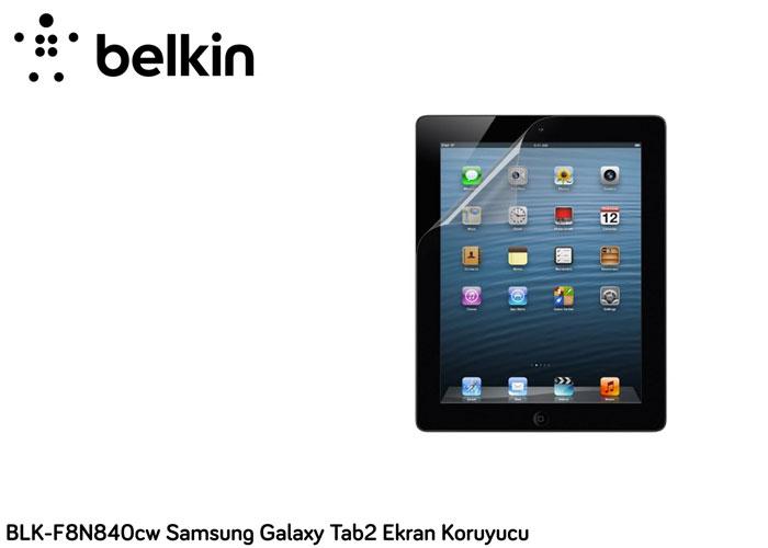 Belkin BLK-F8N798cw iPad / iPad 2 Şeffaf Ekran Koruyucu