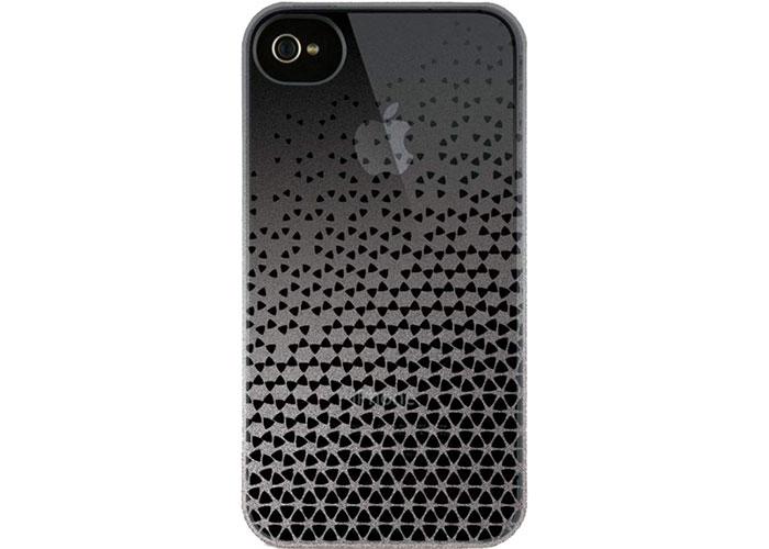 Belkin BLK-F8W049cwC01 Siyah iPhone 4 Arka Kapak Koruma Kılıfı