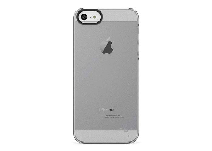 Belkin BLK-F8W162vfC01 Beyaz iPhone 5 Arka Kapak Koruma Kılıfı