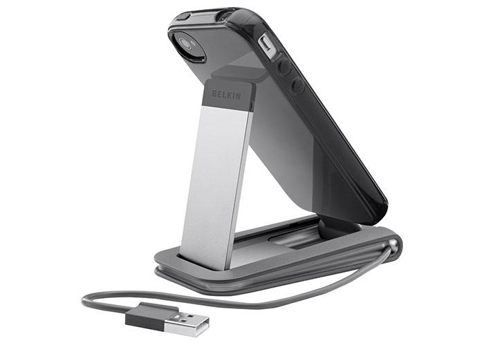 Belkin BLK-F8Z795CW iPhone/iPod Usb Bağlantılı Tablet Pc Stand