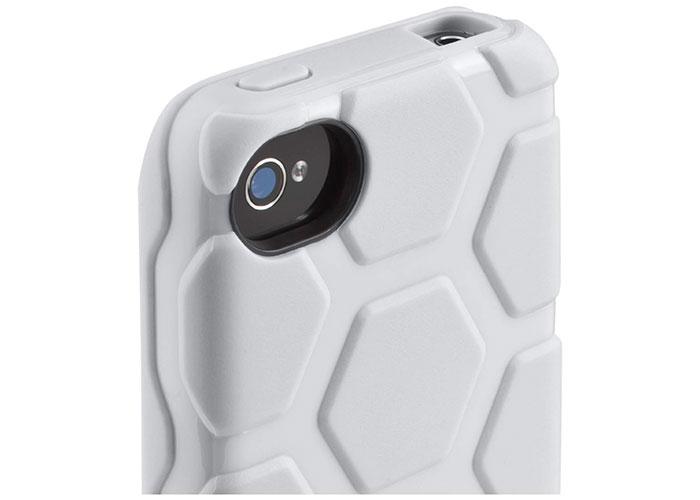 Belkin BLK-F8Z826CWC01 Beyaz iPhone 4S Koruyucu Kılıf