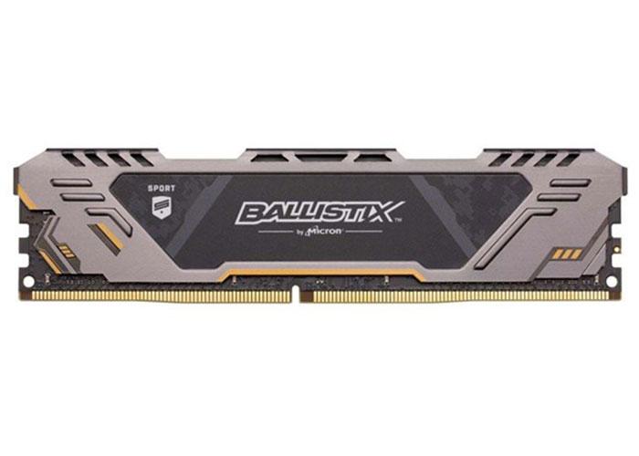 Ballistix BLS2C8G4D30CESTK 2 x 8GB Sport AT 16GB Kit DDR4-3000 UDIMM