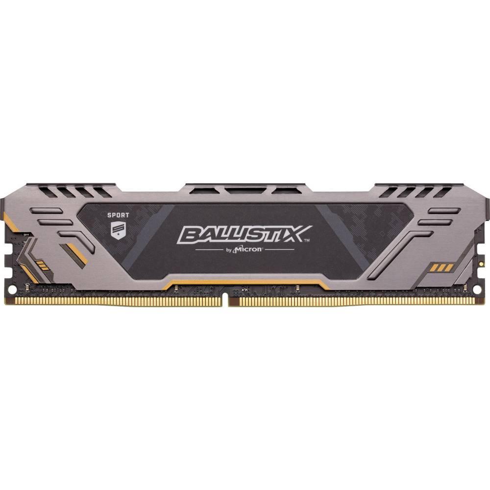 Ballistix BLS8G4D30CESTK 8GB Unbuffered DIMM 288pin DDR4 3000 MT/s (PC4-24000) CL17 SRx8 RAM
