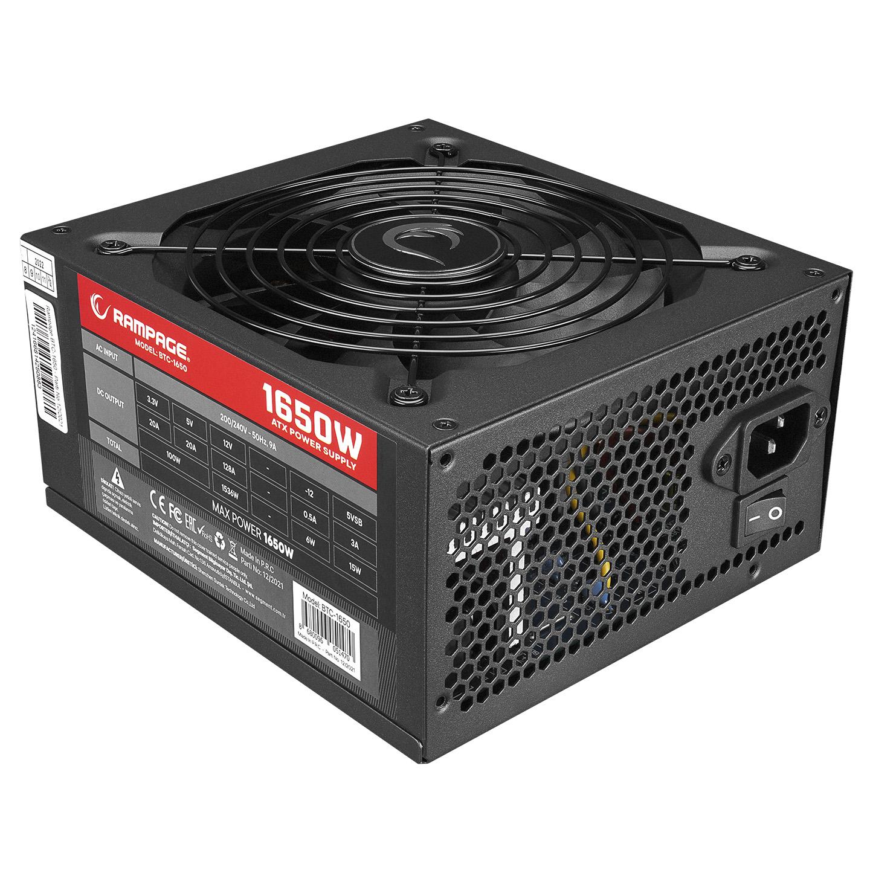 Everest Rampage BTC-1650 1650W Bitcoin Power Supply