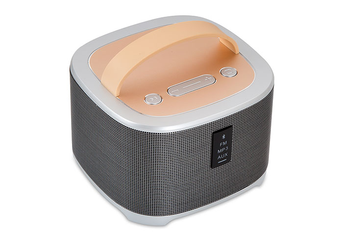 Mikado BT-3100 Usb+Aux+SD+FM Destekli 7.5W*2 RMS 2000mAh Bluetooth Speaker