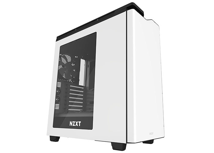 Nzxt CA-H442W-W1 H440 Beyaz/Siyah Elite Mid Kasa NEW EDITION