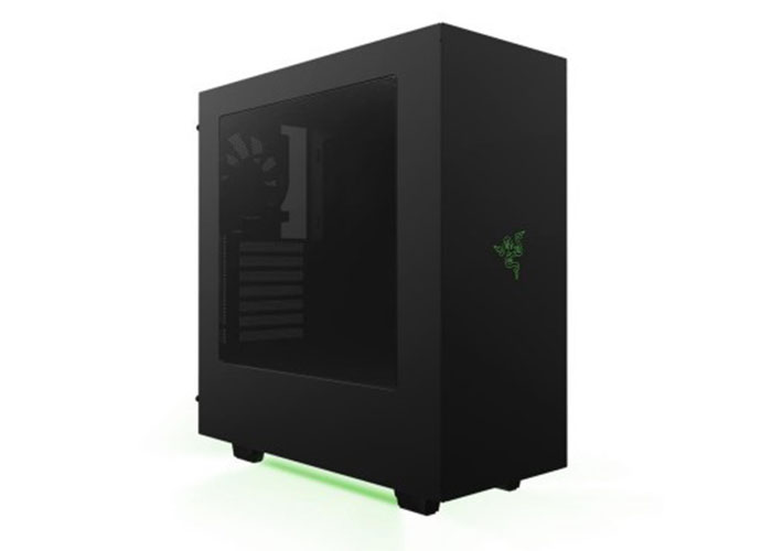 Nzxt CA-S340W-TH Siyah Elite Mid Kasa SPECIAL EDITION