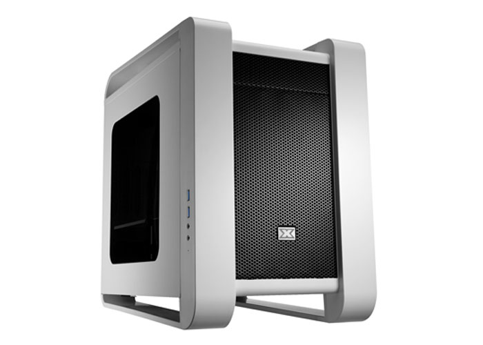 Xigmatek CCD-14AWW-U01 Aquila White Mini Tower Case