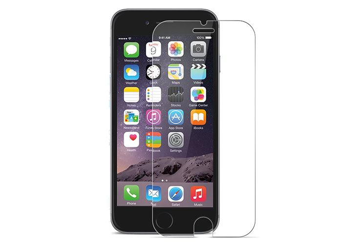 S-link CM-6 Tempered Glass 0.3mm 2.5D iPhone 6 Cam Ekran Koruyucu