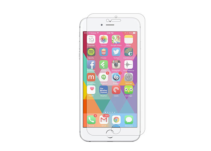 S-link CM-7P Tempered Glass 0.3mm 2.5D iPhone 7 Plus Cam Ekran Koruyucu