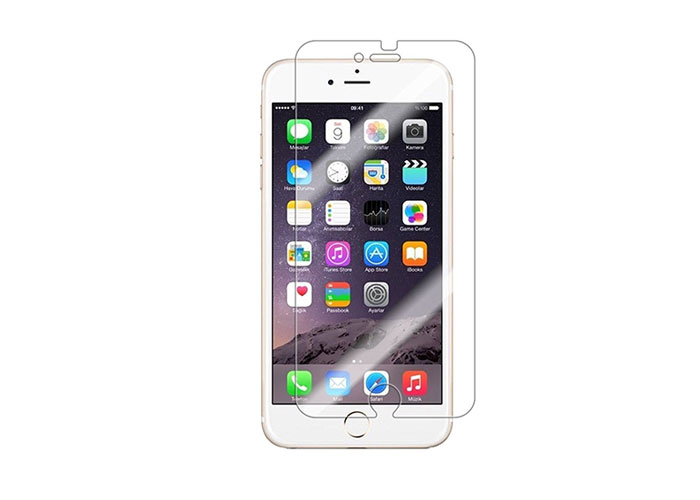 S-link CM-7 Tempered Glass 0.3mm 2.5D iPhone 6/6S/7/8 Cam Ekran Koruyucu