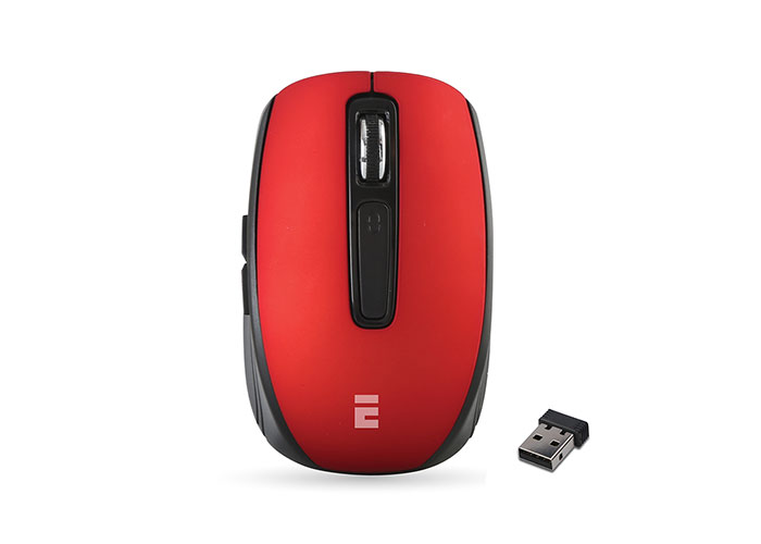 Everest CM-850 Kırmızı 6D 1600 Dpi Kablosuz Mouse