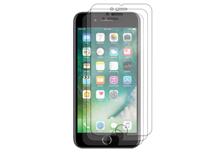 S-link CM-IM8 Tempered Glass 0.3mm 2.5D iPhone 6/6S/7/8 Cam Ekran Koruyucu