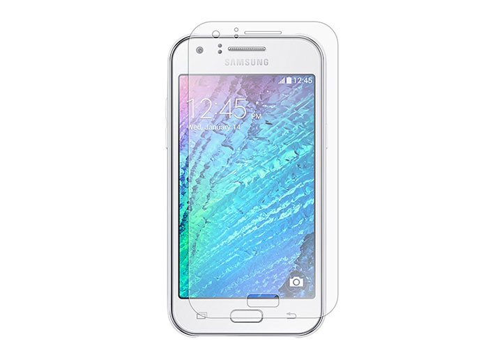 S-link CM-J12016 Tempered Glass 0.3mm 2.5D Samsung Galaxy J1 2016 Cam Ekran Koruyucu