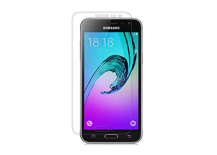 S-link CM-J32016 Tempered Glass 0.3mm 2.5D Samsung Galaxy J3 2016 Cam Ekran Koruyucu