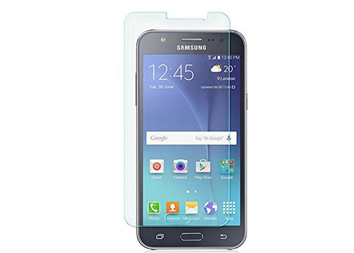 S-link CM-J72016 Tempered Glass 0.3mm 2.5D Samsung Galaxy J7 2016 Cam Ekran Koruyucu