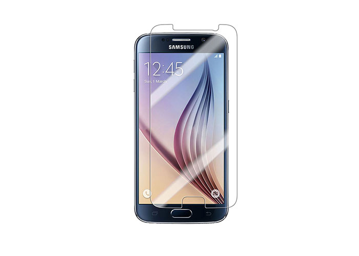 S-link CM-S6 Samsung Galaxy S6 Cam Ekran Koruyucu
