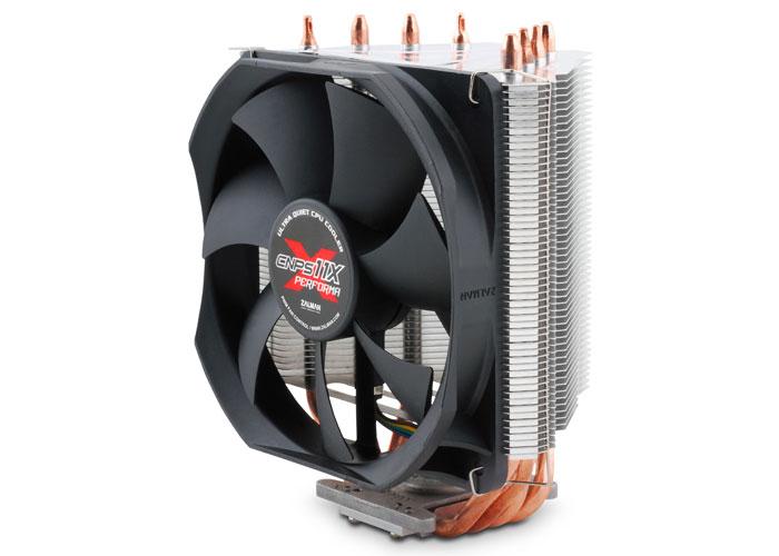 Zalman CNPS11X PERFORMA 120mm V-tipi Çift Isı LGA2011 CPU Fan