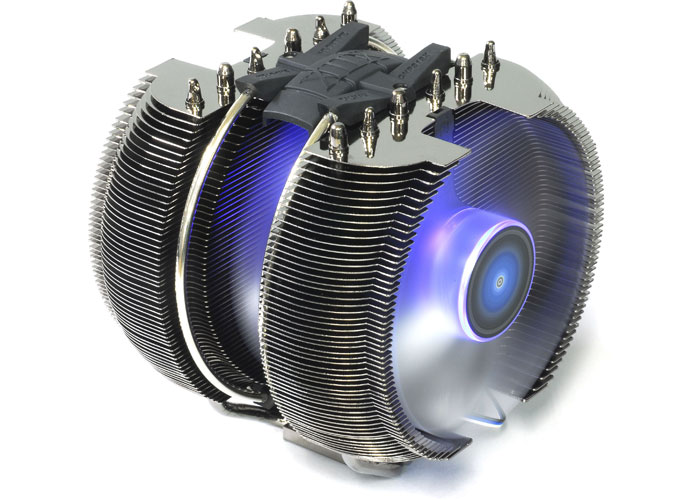 Zalman CNPS12X 140mm Üçlü Fan Teknolojisi CPU Fan