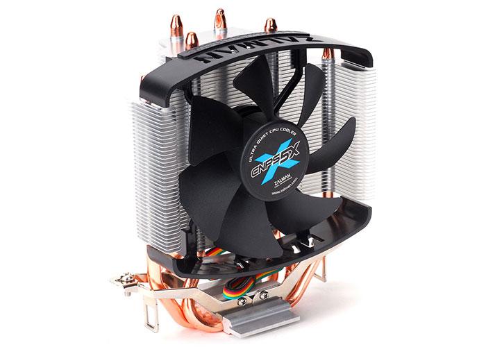 Zalman CNPS5X PERFORMA 92mm Güçlü Soğutma Performansı CPU Fan