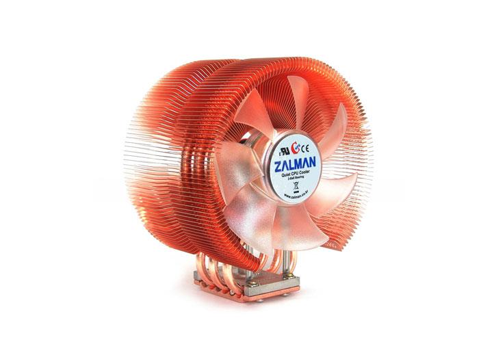 Zalman CNPS9700 İntel/Amd Tümü 110mm Mavi Led CPU Fan