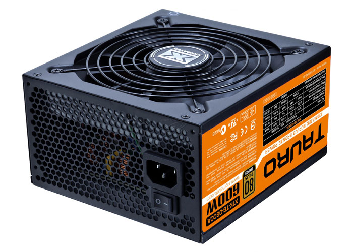 Xigmatek CPA-0600BDD-U52 Tauro 600W 80Plus Bronze Power Supply