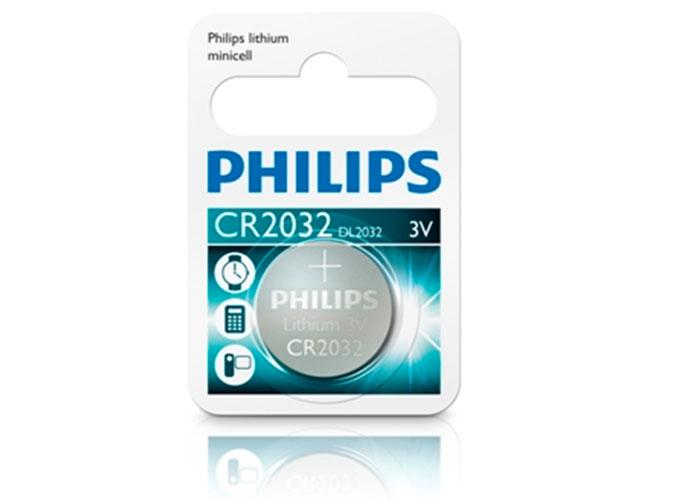 Philips CR2032/01B Minicell Lithium CR2032 Tekli Pil