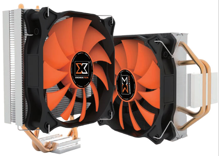Xigmatek TYR SD1262 EN9641 CPU Fan