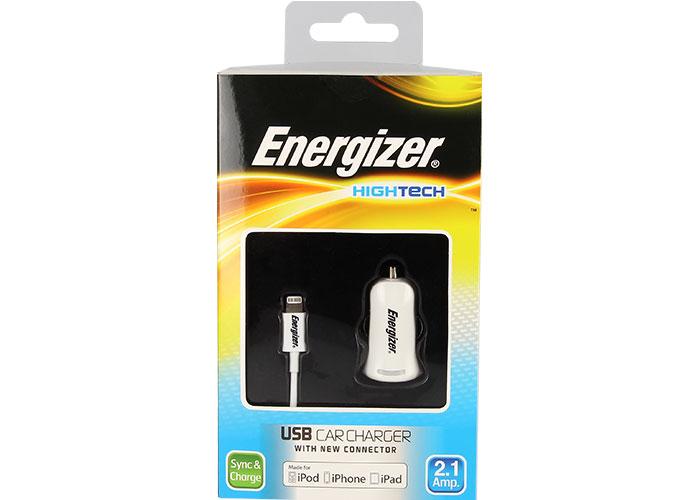 Energizer DC1UHIP5 Şarj Aleti iPhone5 Seyehat Araç Şarjı