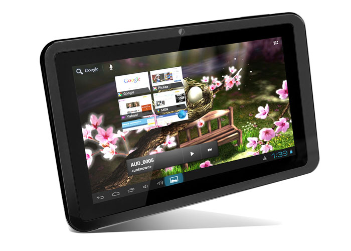 Everest EVERPAD DC-1100 10.1 1GB DDR3 1.6GHz X2 8GB Android 4.1 Tablet Pc