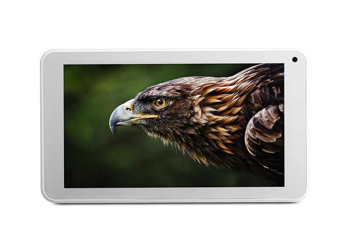 Everest EVERPAD DC-1112 Dual Camera White 7 HD Panel 512 DDR3 1.3GHz Quad Core 8GB Android 4.4 Kitk