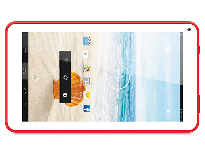 Everest EVERPAD DC-1112 Dual Camera Red 7 HD Panel 512 DDR3 1.3GHz Quad Core 8GB Android 4.4 Ki